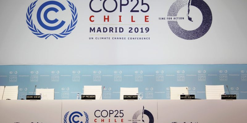 Governments failed dismally to take urgent action at COP25