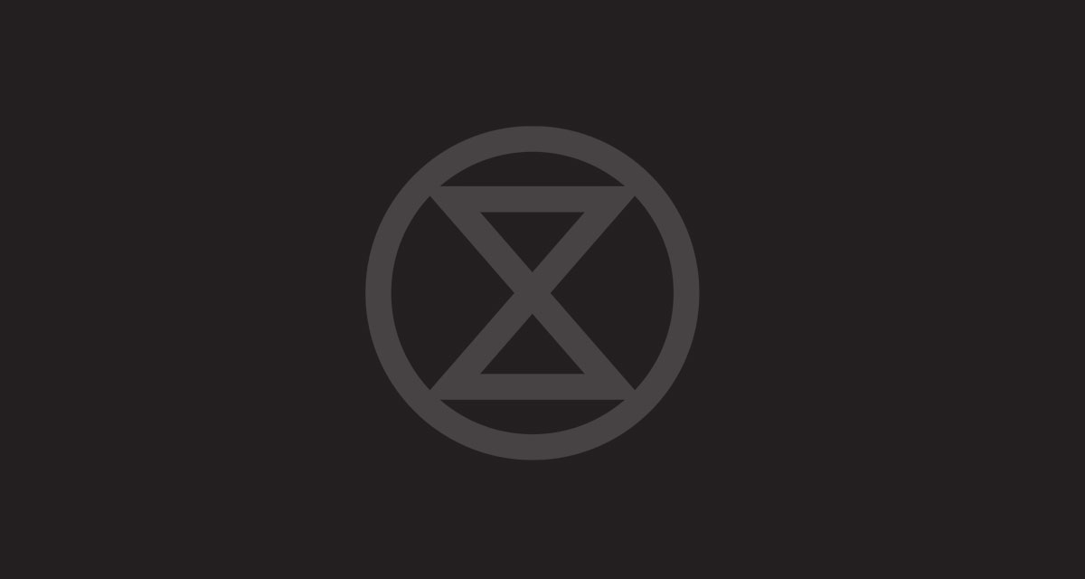 extinction rebellion dark